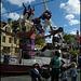 crazy fairground rides