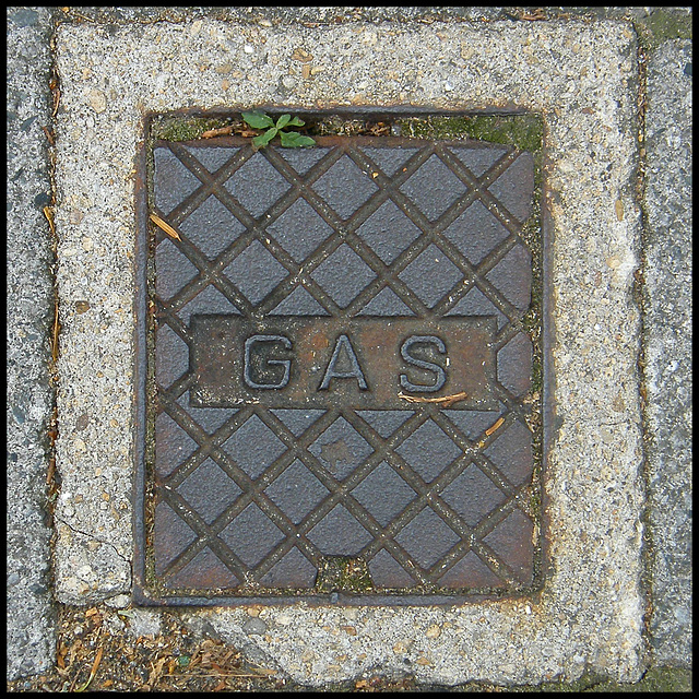 gas cover