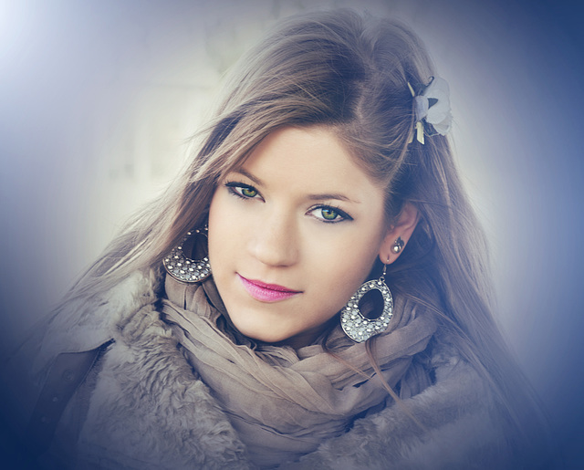 Modelo: Lucía Vico