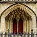 Portal der Kathedrale von Winchester