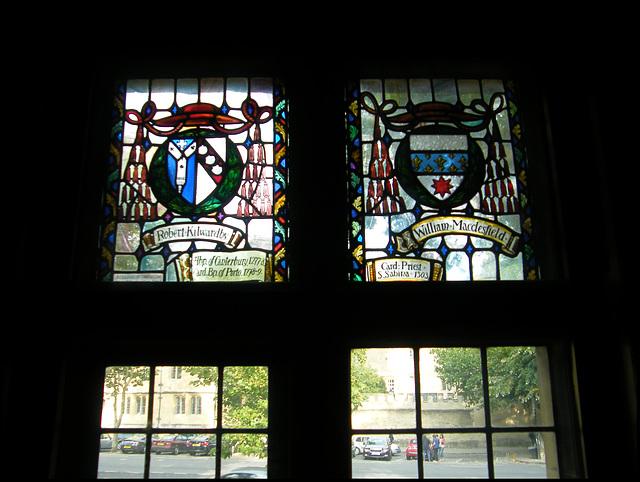 Blackfriars windows