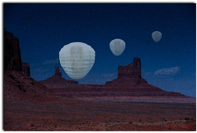 The Ghost of Monument Valley