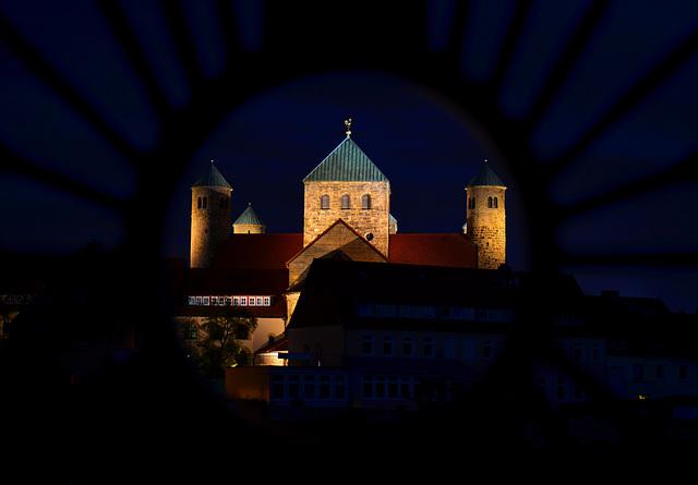 Michaelisblick bei Nacht