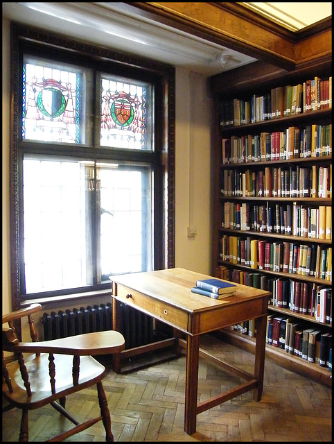Blackfriars College Library
