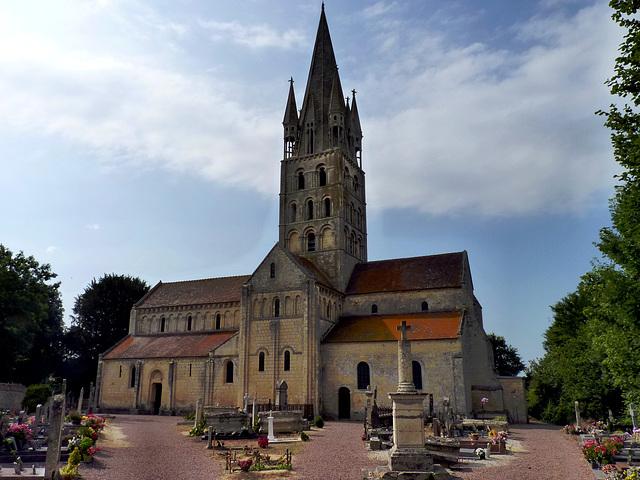 Secqueville-en-Bessin - Saint-Sulpice