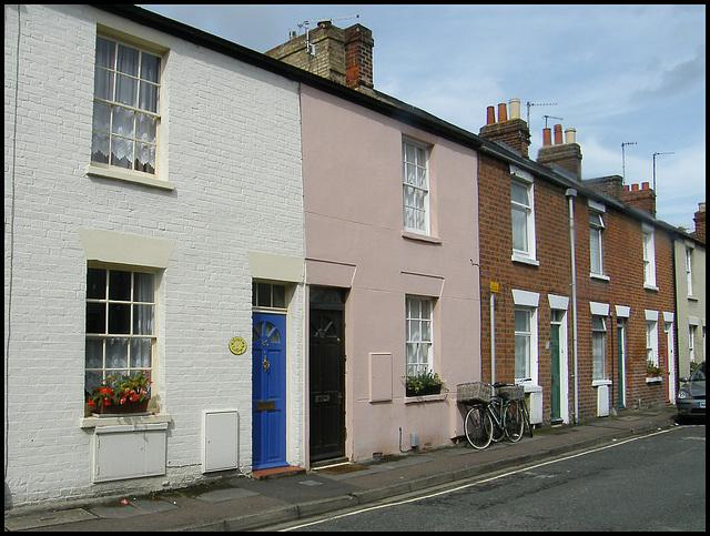 Bridge Street houses