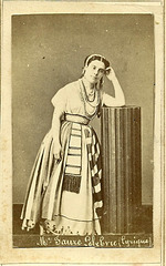 Caroline Lefebvre-Faure by Unknown