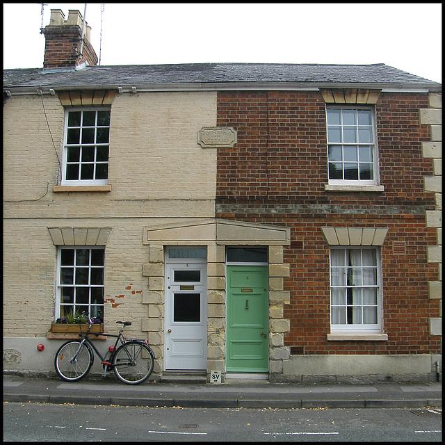 Temperance Cottages