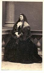 Caroline Van den Heuvel Duprez by Disderi
