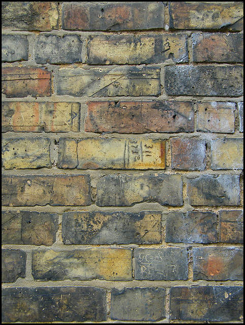 Oxford brickwork