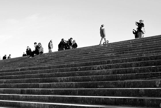 Parc de Versailles, automn