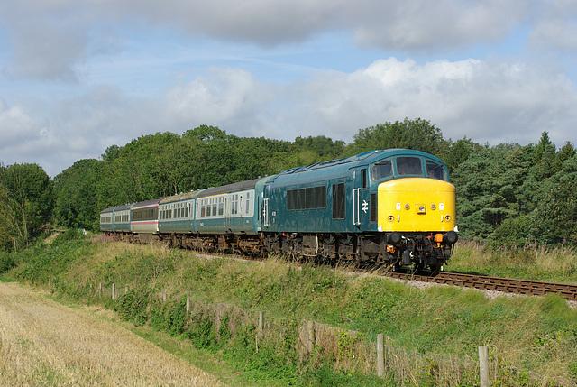 'Peak' - Class 45133 - 29.8.14.