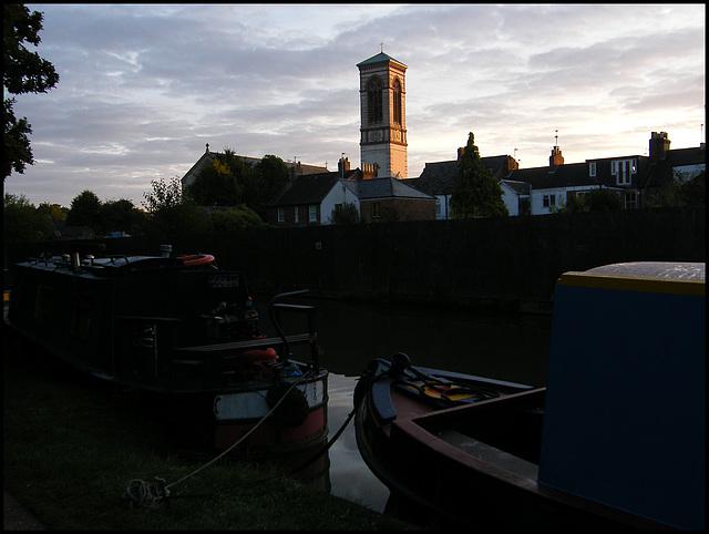 St Barnabas dawn