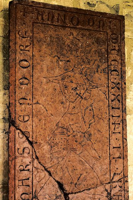 Stone Carving at Heiligenkreuz Abbey
