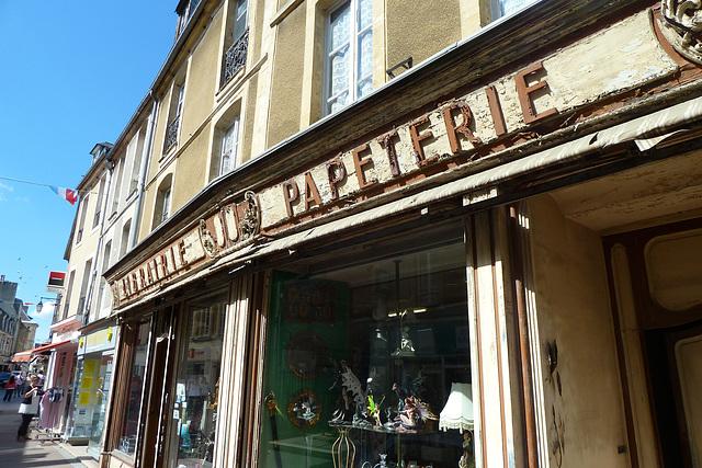 Bayeux 2014 – Librairie Papeterie