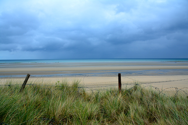 Utah Beach 2014 – Utah Beach in the morning