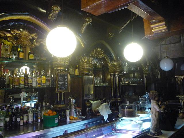 Café madrileño
