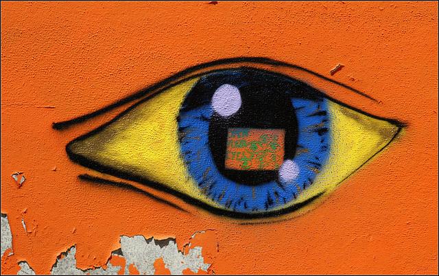 L'oeil....