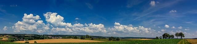 Sommer im Kraichgau