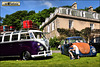 1964 VW Transporter Type 2 (T1) & 1968 VW Beetle 1300 - EBY 519B & FHC 835G