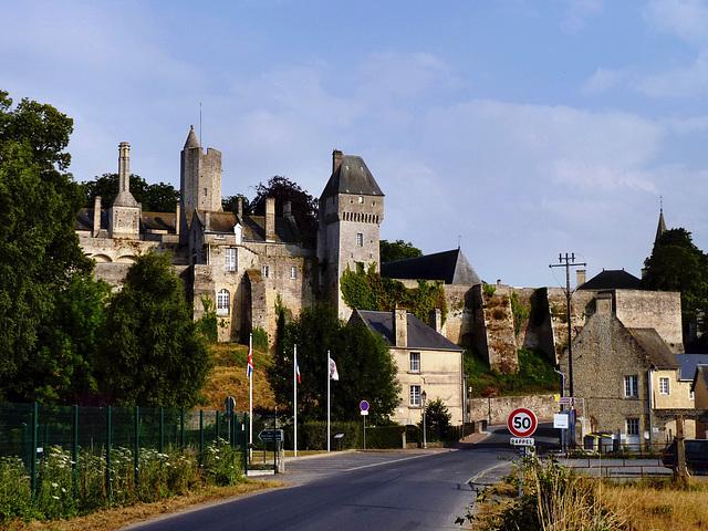 Creully - Château