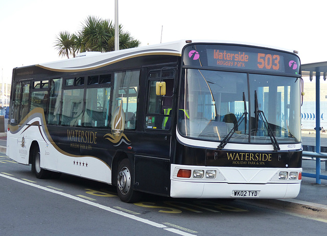 First in Weymouth (1) - 31 August 2014