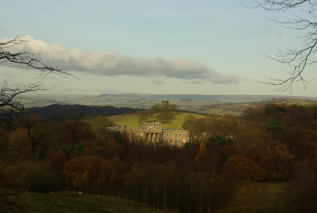 Lyme Hall and The Cage