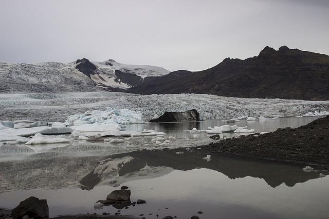 Fjallsárlón Glacier Lagoon, Austurland, Iceland