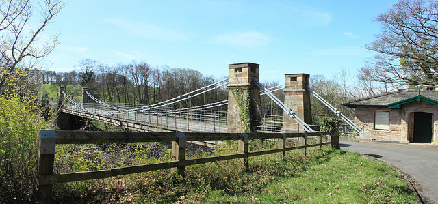 Whorlton Bridge and Tollhouse