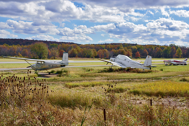 Sussex Airport – County Road 639, Sussex, New Jersey