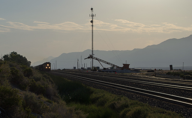 Gerlach, NV Union Pacific (0235)