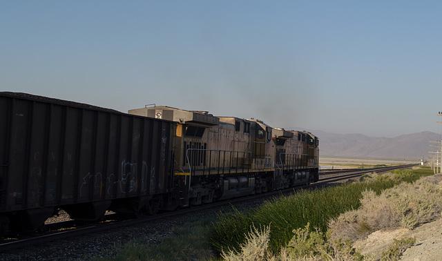 Gerlach, NV Union Pacific (0237)