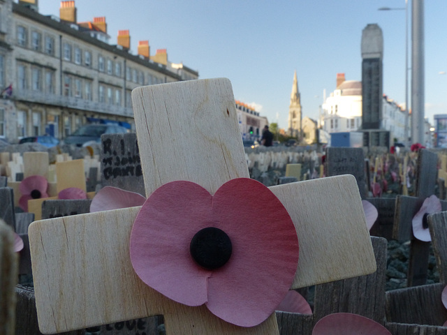Weymouth Remembers - 31 August 2014