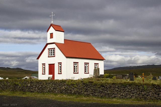 Grafarkirkja, Suðurland, Iceland