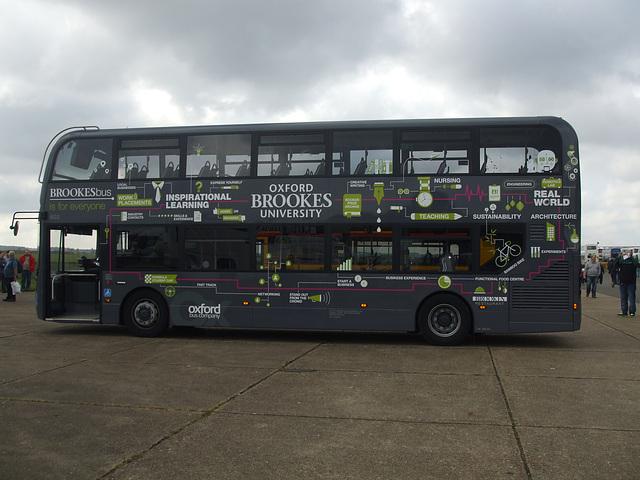 DSCF6029 Oxford Bus Company UK14 OXF