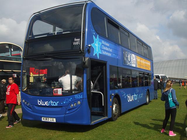 DSCF6053 Solent Blue Line (Go Ahead) HJ63 JJL