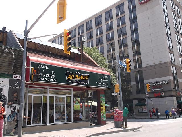 Ali Baba's.