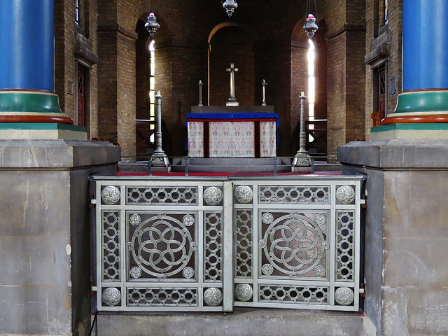 st. barnabas church, shacklewell, hackney, london