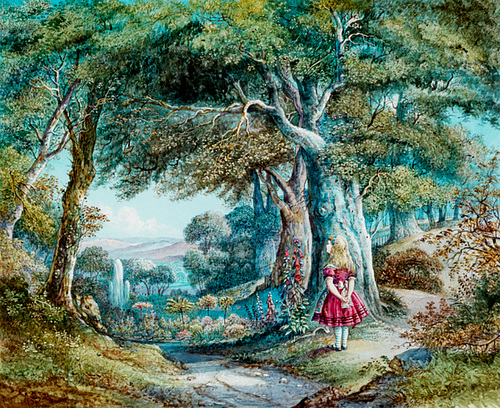 W. R. Hill: Alice in Wonderland