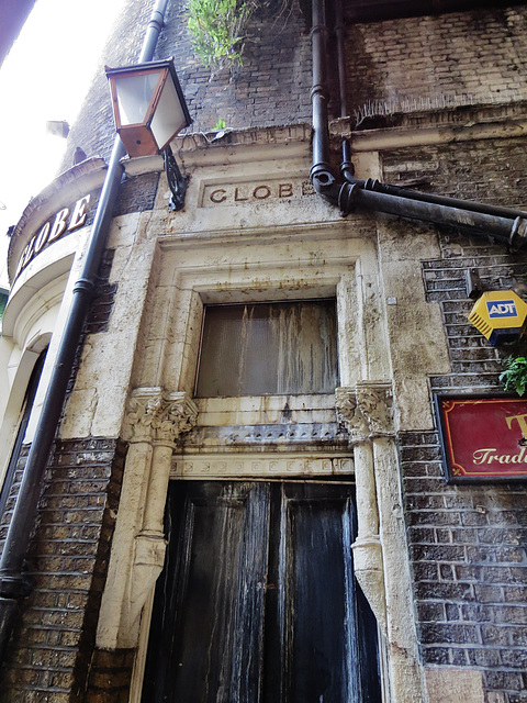 the globe, borough market