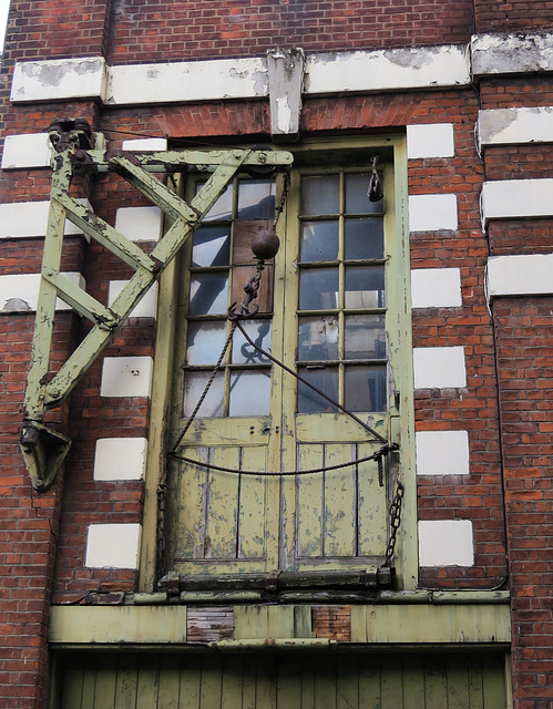 warehouse, hunter penrose supplies, redcross way, southwark, london