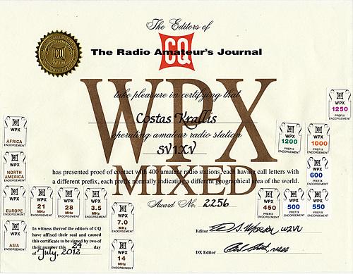 CQ WPX Mixed (1250 pfx)