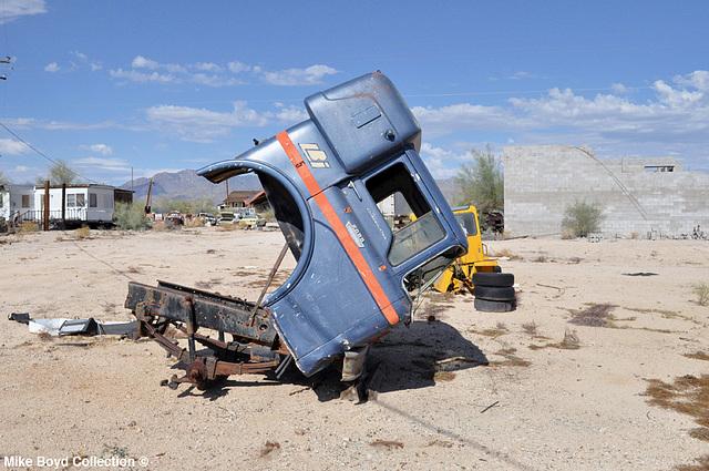 lbi ford c model slpr cab & frame yucca az 07'14 01