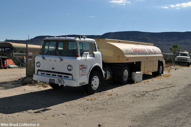 mohave oil co ford c model tanker yucca az 07'14