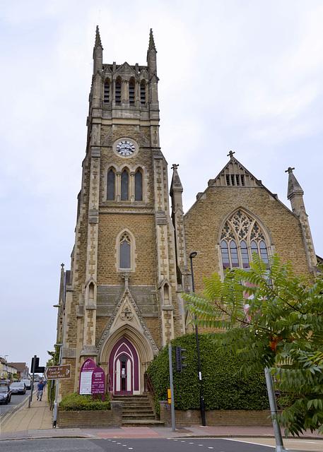 Wesleyan Church (Methodist) Aldershot