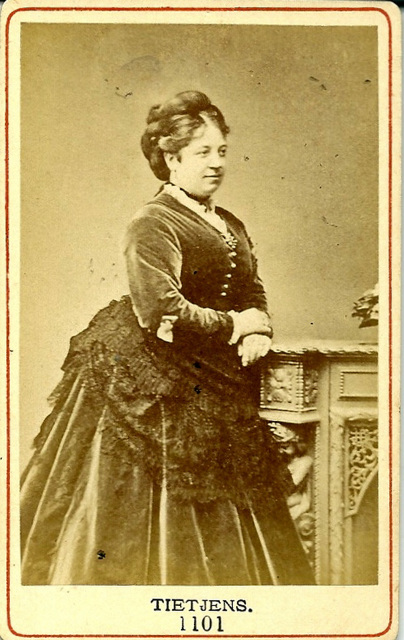 Therese Tietjens by Unknown