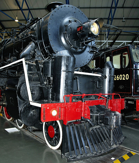 KF 4-8-4 Locomotive (2 of 2).