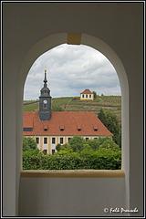 Schloßkirche Seußlitz und Luisenburg