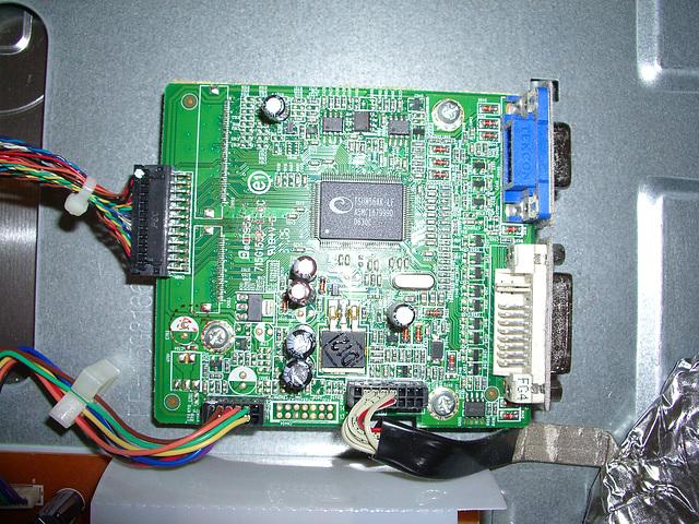 Acer AL1916 logic board