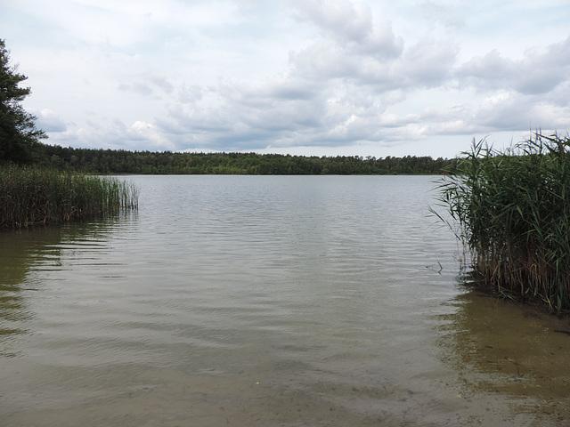 Großer Zeschsee - Badestelle